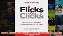 Flicks & Clicks. How to create websites and catalogues that sell more.
