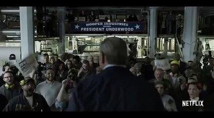 House of cards: trailer season 4