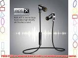 Mpow Sallow Auriculares In-ear Deportivos Inalámbricos Bluetooth 4.1 Estéreo Sonido Sólido