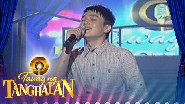 """Tawag ng Tanghalan: Vien Alen King - """"Kay Ganda Ng Ating Musika"""""""