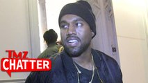 Kanye West w/ Kim Kardashian -- Surprise Reaction To Paparazzi & Fans