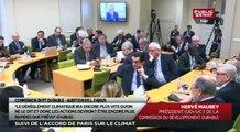 Audition de Laurent Fabius sur la COP21 - Les matins du Sénat (11/02/2016)