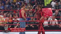 WWE Network The moment Shawn Michaels and Chris Jericho knew they were onto something