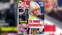 France Gall hospitalisée, les nouvelles rassurantes sur son état de santé