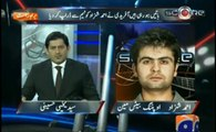 Watch Ahmad Shehzad's reply when anchor asked him Your Best Friend Shahid Afridi Dropped you from team