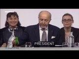 Laurent Fabius quitte le ministère français des Affaires étrangères