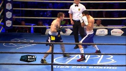APB Cycle 2 Round 1 Ranking Bout 2 - 56kg - Ibrahim Gokcek vs Javid Chalabiyev