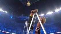 Edge vs Jeff Hardy WWE Extreme Rules 2009 Highlights