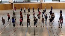 Collège Georges MANDEL (Issy les moulineaux 92) Concours Flashmob UNSS - Euro 2016