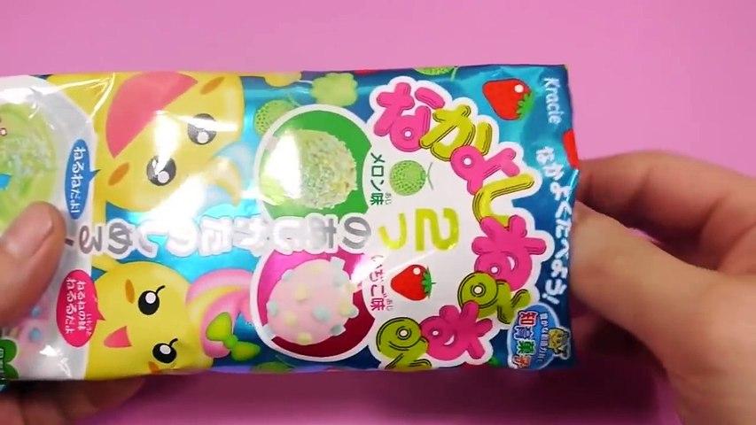 Trò chơi làm kẹo hương vị dâu tây bằng đồ chơi nấu ăn của Nhật Bản | Godialy.com