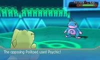 Pokemon ORAS WiFi Battle #14 Macho Machamp Monster