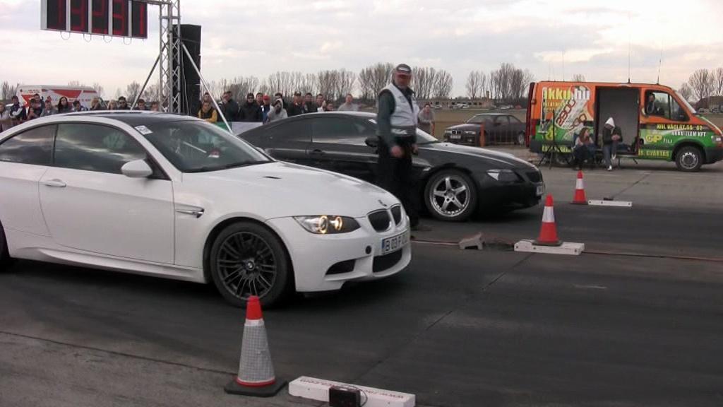 BMW E92 M3 Vs. BMW M6
