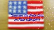 Francais Facile: How To Play Doh US Flag   Drapeau des États-Unis en Pâte à Modeler en Francais