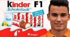 Kinder-F1 Pascal Wehrlein - or the next Champion?