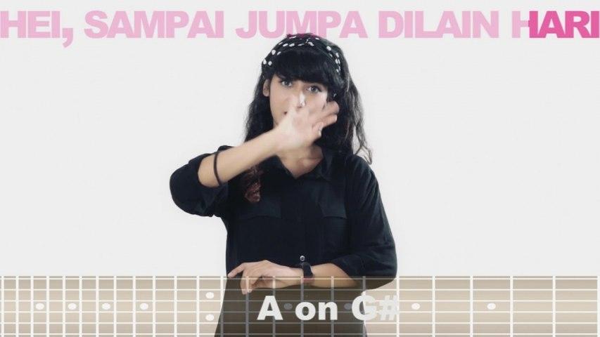Endank Soekamti - Sampai Jumpa - Endank Soekamti (Sign Language Video Lyric & Chord)