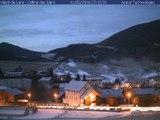 Timelapse Webcam Villard de lans - 11/02/2016 - Colline des Bains