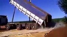 Le gros fail d'un camion-benne