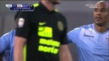 3-0 Felipe Anderson Goal Italy  Serie A - 11.02.2016, Lazio 3-0 Hellas Verona