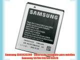 Samsung EB494353VU - Batería de recambio para móviles Samsung S5750/S5250/S5570