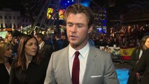 Chris Hemsworth Talks Miley Cyrus and Liam Hemsworth Engagement!