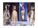 Designers - Top Fashion Designers from India