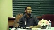 Nouman Ali Khan - Phone Rings - Funny