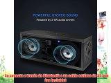 Altavoz Bluetooth SOWTECH (TM) Altavoces Bluetooth Wireless ultra-portátiles un sonido potente