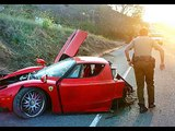 10 Wrecked Sports Cars Luxury Wrecked Cars Expensive Car Accidents