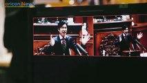 堺雅人、CM撮影で一発OK連発 スカパーJAST『なぜ日本のテレビは、スカパー!入りなのか』新CM「宣言」篇・「プロ野球」篇&メイキング
