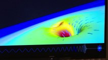 Des physiciens détectent les ondes gravitationnelles d'Einstein