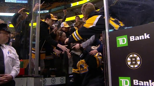 Marchands OT penalty shot leads Bruins past Sabres