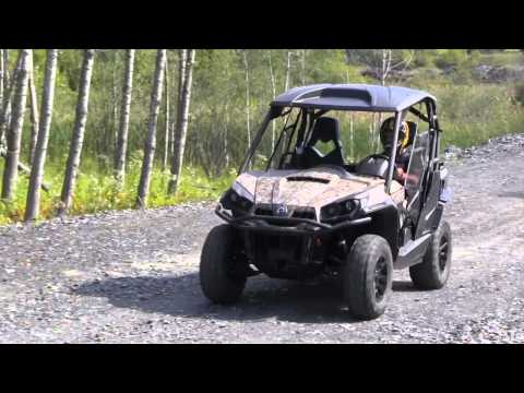 Go Riding TV – New Can-Am Commander
