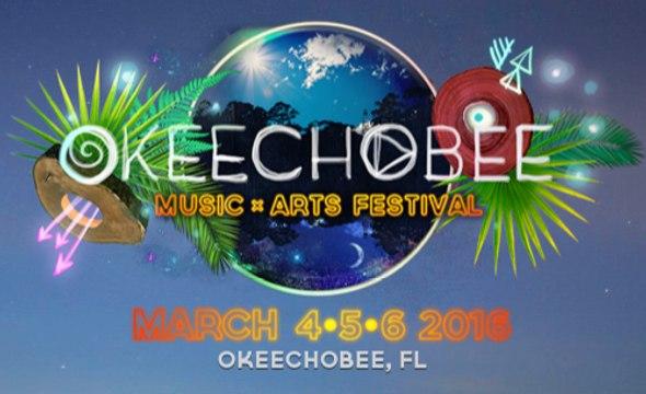 Okeechobee Music & Arts Festival 2016 Lineup Announcement