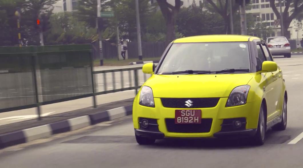 Suzuki Driver Diaries – Nurin & Suzuki Swift