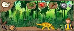 Dino Dans Dino Dig Game! Dino Dan Games - Dinosaur Games English - Dino Dan Full English Game