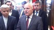 Erzurum - Başkan Sekmen, Tebriz- Erzurum Kardeşliğini Örnek Gösterdi