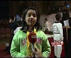 Taekwondo Breaking Contest Prince Taekwondo Academy Covered by Metro 1 News TV Channel