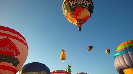 Philippine International Hot Air Balloon Fiesta In Action 7