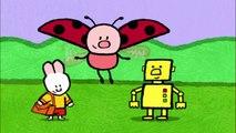 Soucoupe volante - Didou dessine moi une soucoupe volante | Dessins animés pour les enfants