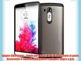 Spigen Slim Armor - Funda para móvil LG G3 (Resistente al polvo Resistente a rayones Resistente