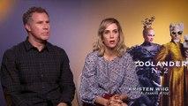 Zoolander 2 - Exclusive Interview With Penelope Cruz, Will Ferrell, Kristen Wiig & Justin Theroux