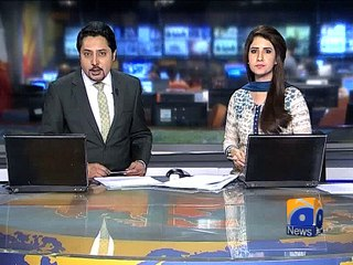 Geo News Headlines - 12 February 2016 - 1300