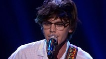 Mackenzie Bourg - Cant Help Falling In Love by Elvis Presley - AMERICAN IDOL
