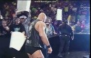 -Stone Cold- Steve Austin vs. The Rock - WWF Championship (Raw 1998)