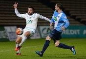 Coupe de France, 8es de finale : Trélissac - Marseille (0-2), les buts