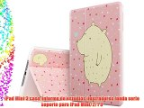 iPad Mini 3 caso informe de estudios ilustradores funda serie soporte para iPad Mini/2/1 3
