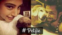 Selfie With Pets: Niti Taylor, Rithvik Dhanjani & Others Pose With Their Dogs | #Petfie