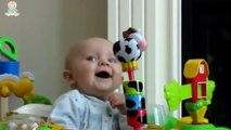Bebe Rire ♥ Bébé rire top 10 ♥ Bébé rire de fou 2015