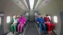 Ils tournent un clip déjanté en apesanteur dans un avion