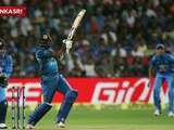 Slower-ball yorker by Malinga deceives Maqsood (1st T20, SL v Pak, UAE, 2013)